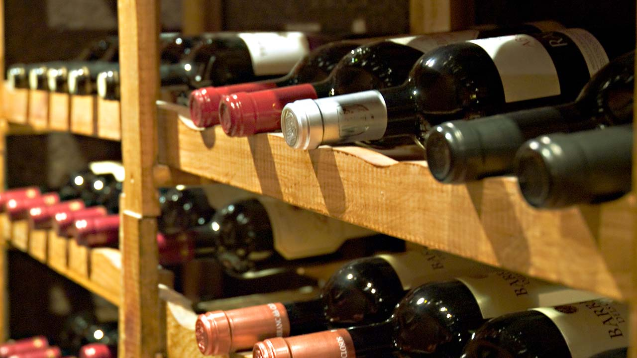 he Cellar of the Restaurant is ideal for the perfect wine for every occasion and every dish